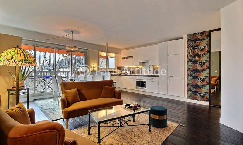 Rent Apartment 2 Bedrooms 69m² rue emile Lepeu, 11 Paris
