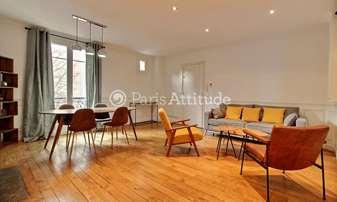 Rent Apartment 2 Bedrooms 76m² avenue Theophile Gautier, 16 Paris