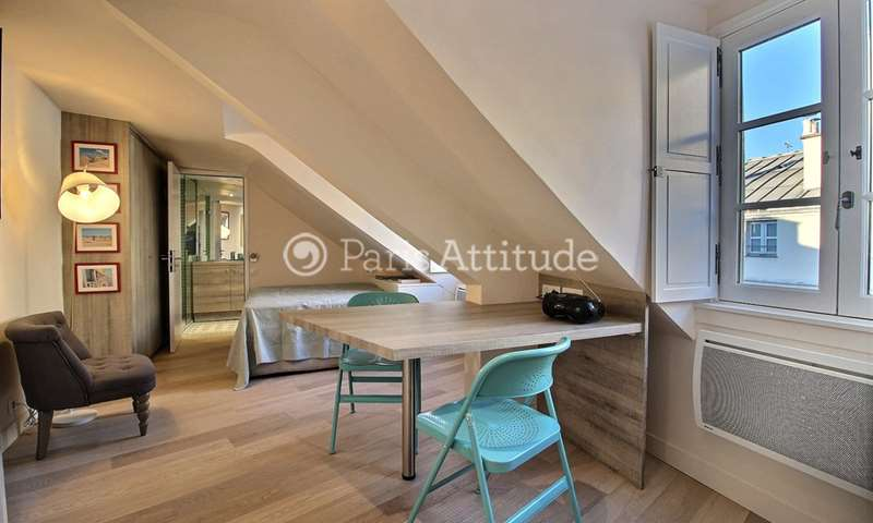 Location Appartement Studio 21m² boulevard Saint Germain, 75006 Paris