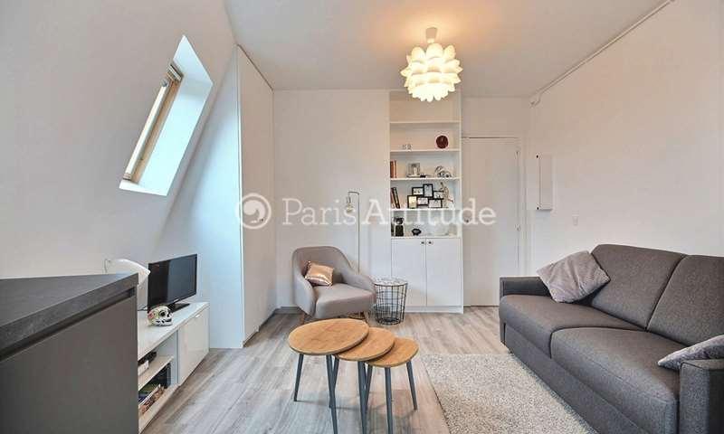 Rent Apartment Studio 17m² avenue du President Wilson, 16 Paris