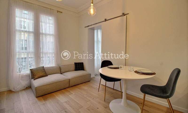 Rent Apartment 1 Bedroom 32m² rue Greffulhe, 8 Paris
