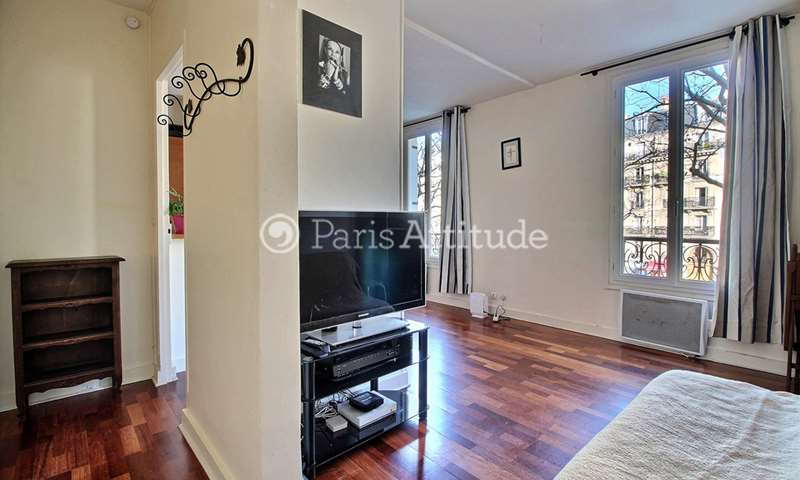 Rent Apartment 1 Bedroom 38m² boulevard Exelmans, 16 Paris