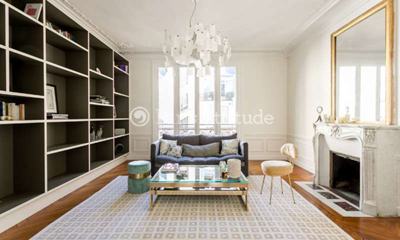 Location Appartement 3 Chambres 107m² rue d Assas, 6 Paris