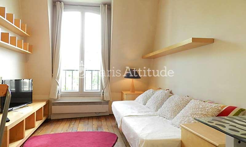 Location Appartement Studio 18m² boulevard de Port Royal, 13 Paris