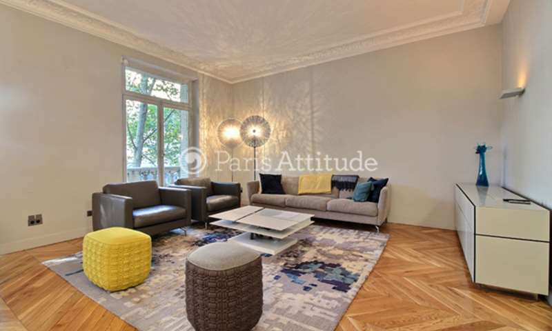 Rent Apartment 3 Bedroom 155m² avenue de La Bourdonnais, 75007 Paris