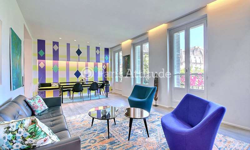 Rent Apartment 2 Bedrooms 100m² rue de la Verrerie, 4 Paris
