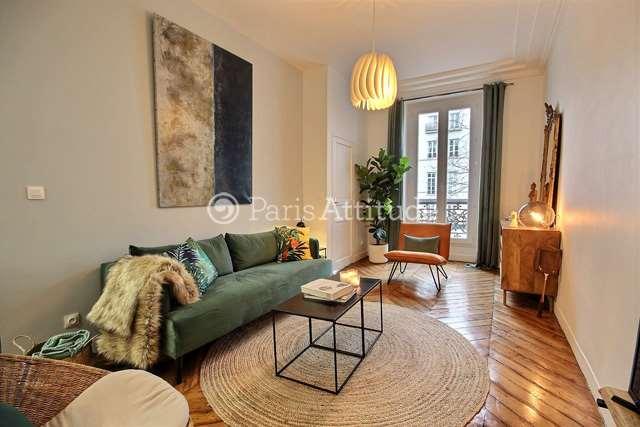 Louer Appartement meublé 1 Chambre 46m² rue Meslay, 75003 Paris