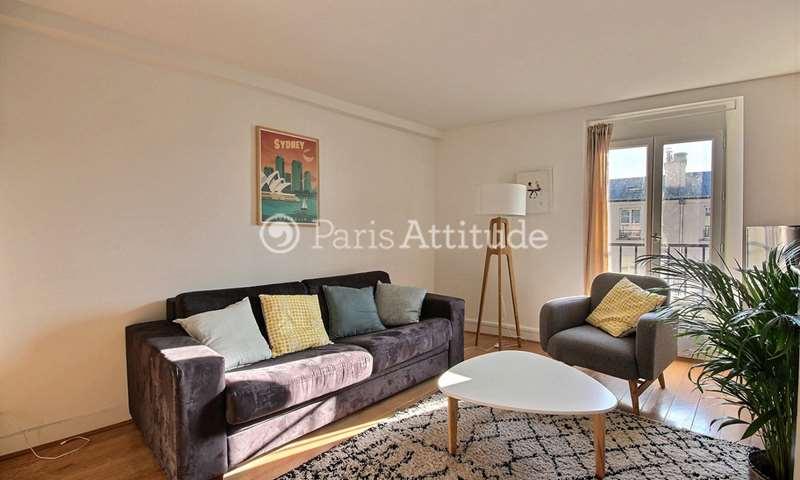 Rent Apartment 1 Bedroom 38m² rue du Faubourg Saint Antoine, 11 Paris