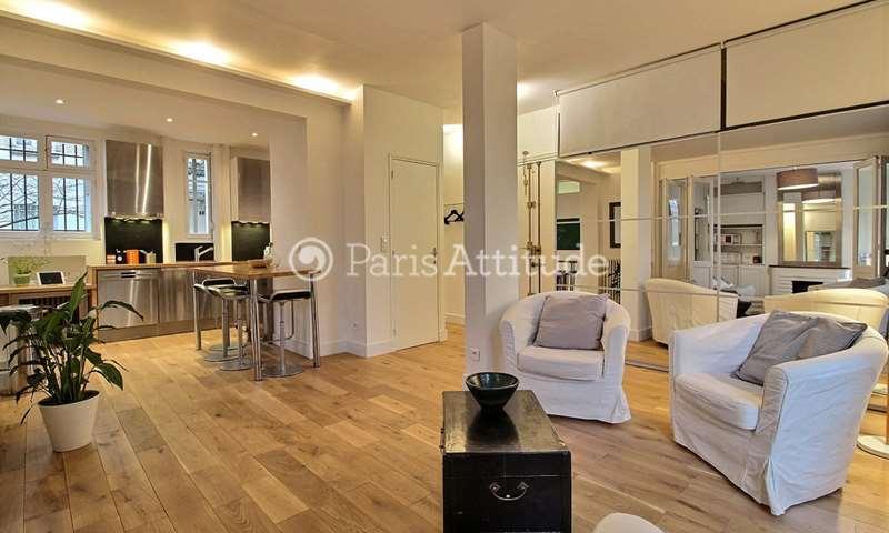 Location Appartement 2 Chambres 63m² Rue de Longpont, 92200 Neuilly sur Seine