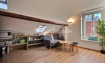 Rent Apartment 2 Bedrooms 29m² rue Saint Sabin, 11 Paris
