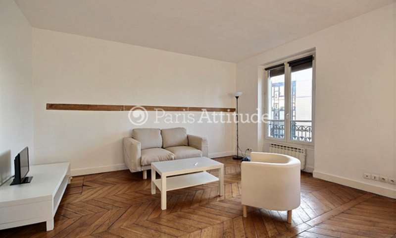 Rent Apartment 1 Bedroom 50m² rue Juliette Dodu, 75010 Paris