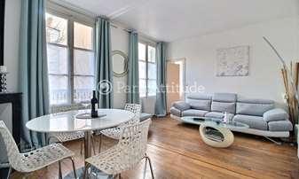 Rent Apartment 1 Bedroom 45m² rue de la Comete, 7 Paris