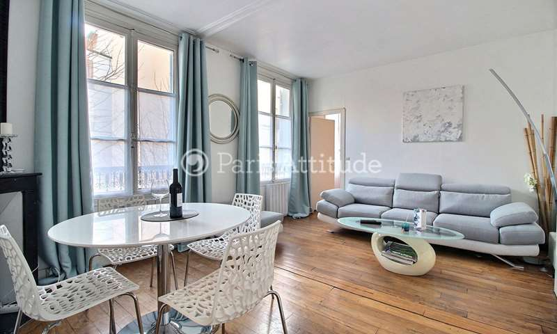 Rent Apartment 1 Bedroom 45m² rue de la Comete, 7 Paris