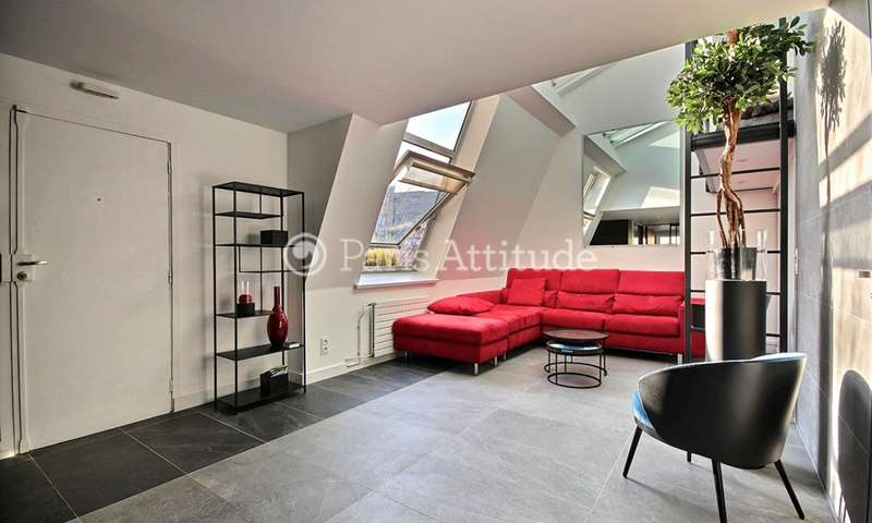 Rent Apartment 1 Bedroom 57m² Rue des princes, 92100 Boulogne Billancourt