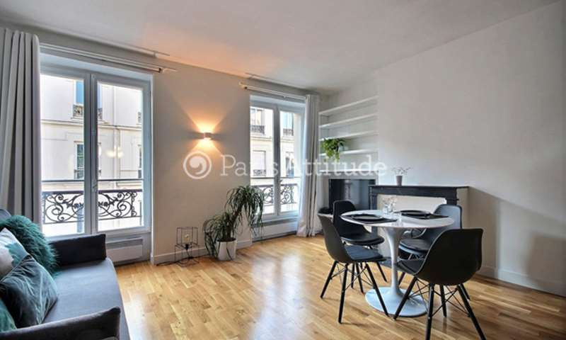 Rent Apartment Studio 26m² rue Keller, 11 Paris