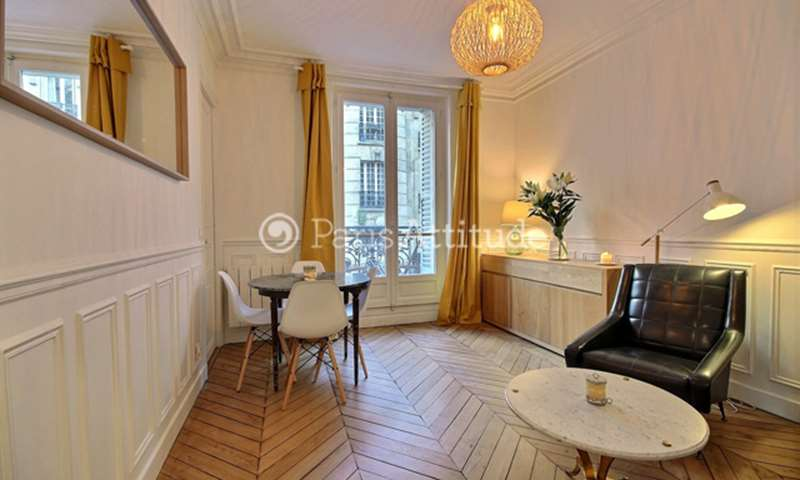 Rent Apartment 1 Bedroom 41m² rue Guy Moquet, 75017 Paris
