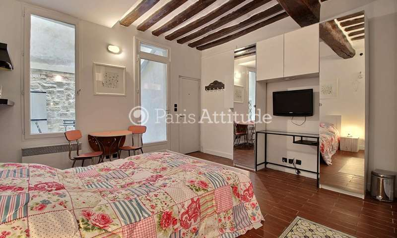 Rent Apartment Studio 23m² rue d Aboukir, 75002 Paris