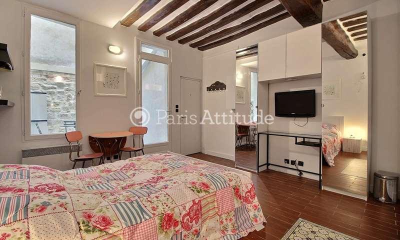 Rent Apartment Studio 23m² rue d Aboukir, 2 Paris