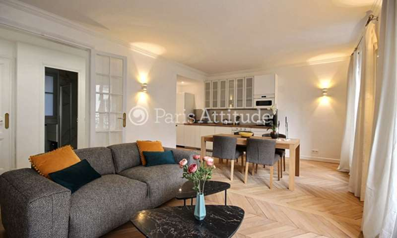 Rent Apartment 1 Bedroom 52m² rue Barthelemy, 15 Paris