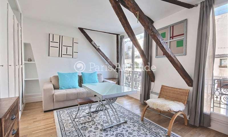 Aluguel Apartamento 1 quarto 35m² rue Marie Stuart, 2 Paris