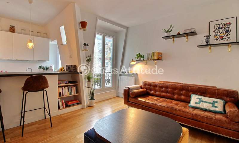 Rent Apartment 1 Bedroom 32m² rue Boyer Barret, 14 Paris