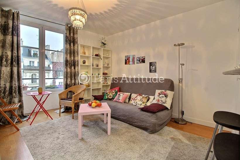 Aluguel Apartamento mobiliado Quitinete 20m² rue Saint Antoine, 75004 Paris
