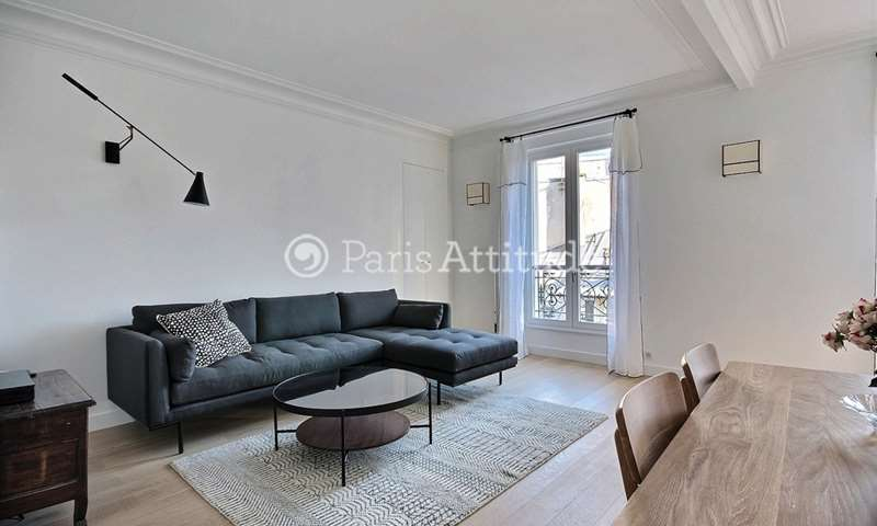 Rent Apartment 1 Bedroom 48m² rue Legendre, 17 Paris