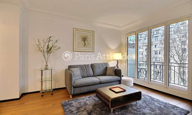 Rent Apartment 1 Bedroom 55m² avenue de Segur, 7 Paris