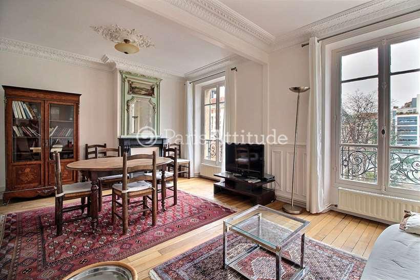Rent furnished Apartment 1 Bedroom 45m² rue de Vaugirard, 75015 Paris