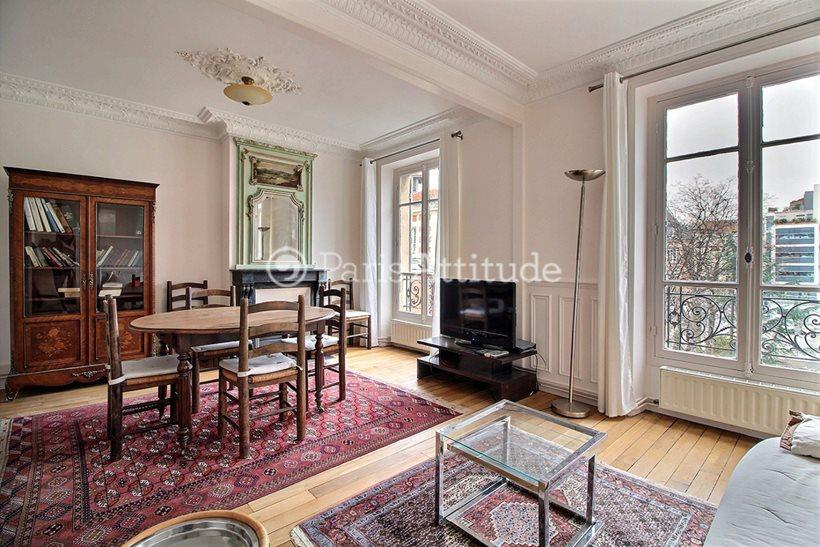 Louer Appartement meublé 1 Chambre 45m² rue de Vaugirard, 75015 Paris