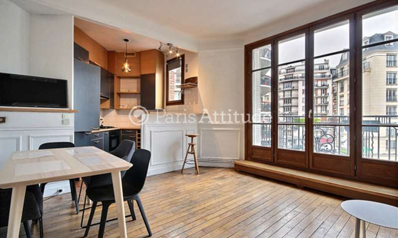 Rent Apartment 2 Bedroom 61m² rue Dombasle, 75015 Paris
