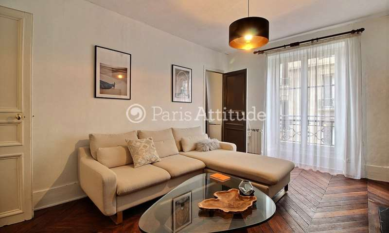 Rent Apartment 1 Bedroom 52m² rue de Normandie, 3 Paris