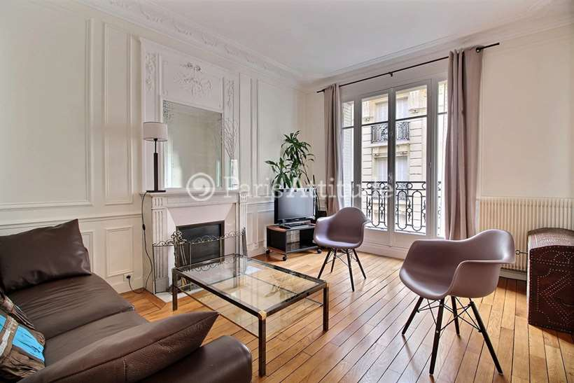 Rent furnished Apartment 2 Bedrooms 73m² Villa Blaise Pascal, 92200 Neuilly sur Seine