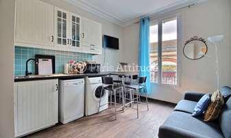 Location Appartement 2 Chambres 46m² rue Franciade, 93200 Saint-Denis