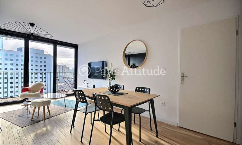 Rent Apartment 2 Bedroom 64m² jardin de l Arche, 92000 Nanterre