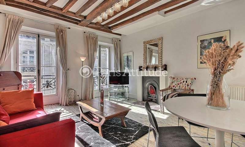 Location Appartement 1 Chambre 34m² rue de Malte, 75011 Paris
