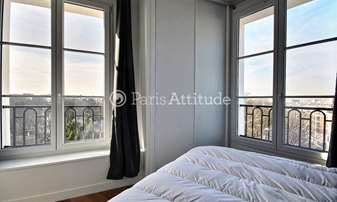 Rent Apartment 1 Bedroom 29m² rue Joseph de Maistre, 18 Paris