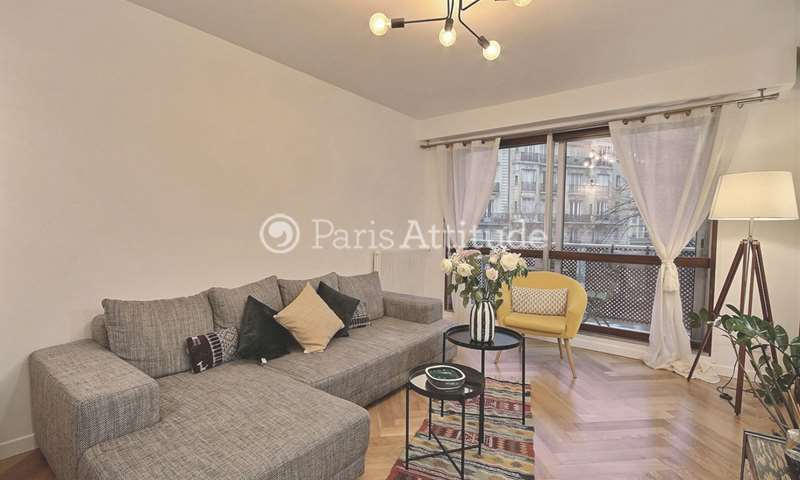 Rent Apartment 1 Bedroom 46m² rue de Nemours, 11 Paris