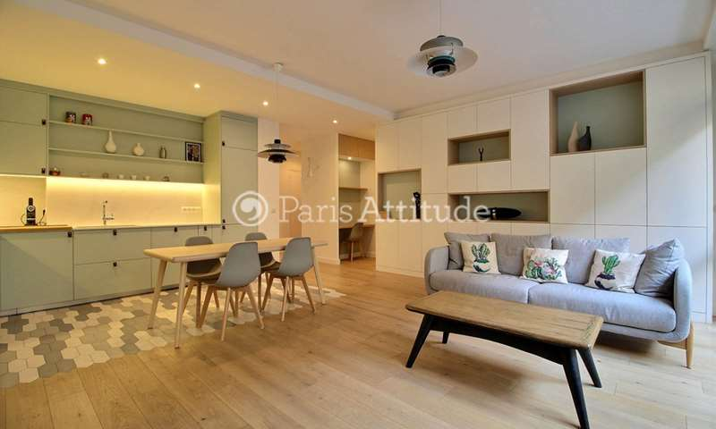 Location Appartement 3 Chambres 88m² boulevard Malesherbes, 8 Paris