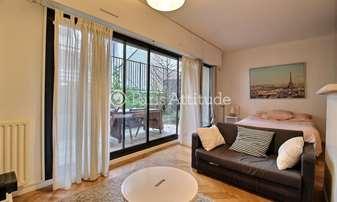 Rent Apartment Studio 30m² rue Edouard Vaillant, 92300 Levallois Perret