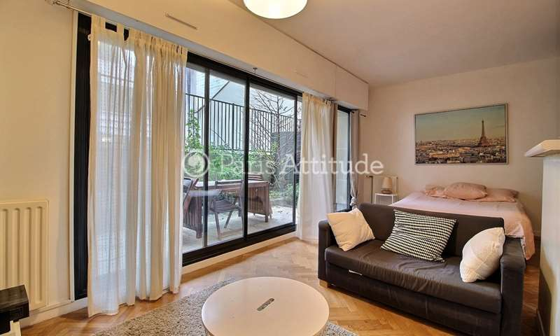 Rent Apartment Studio 30m² rue Edouard Vaillant, 92300 Levallois Perret