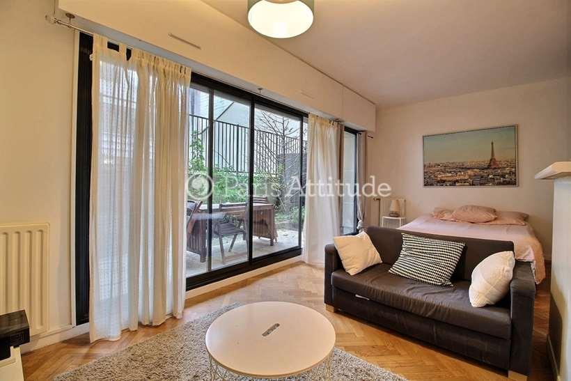 Aluguel Apartamento mobiliado Quitinete 30m² rue Edouard Vaillant, 92300 Levallois Perret