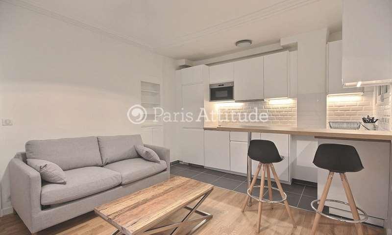 Rent Apartment 1 Bedroom 35m² avenue de La Motte Picquet, 7 Paris