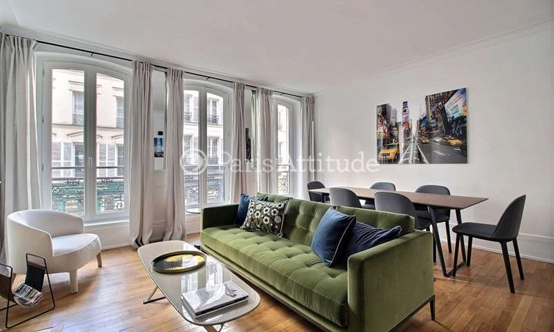 Rent Apartment 1 Bedroom 57m² rue du Cherche Midi, 6 Paris