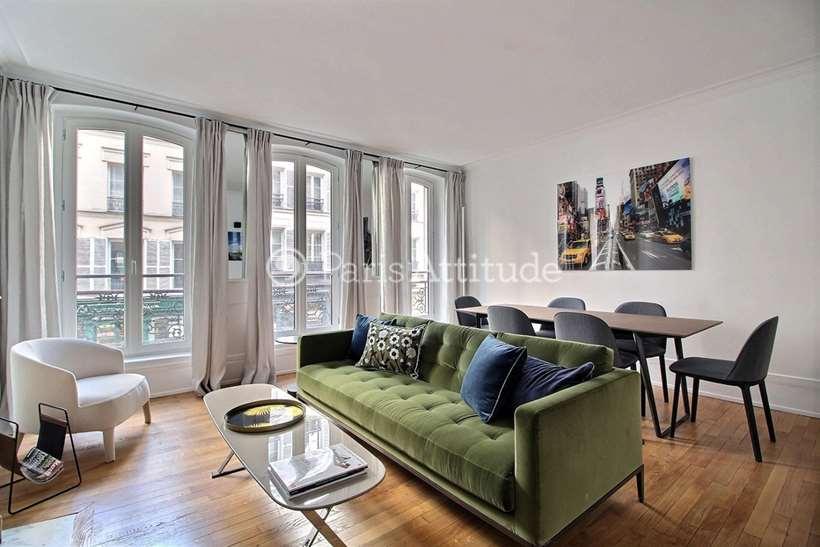 Rent furnished Apartment 1 Bedroom 57m² rue du Cherche Midi, 75006 Paris