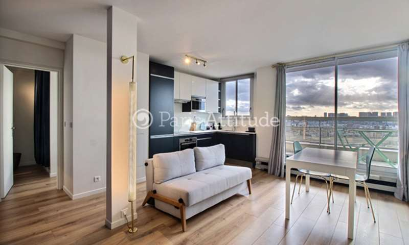Rent Apartment 1 Bedroom 48m² rue de Reuilly, 75012 Paris