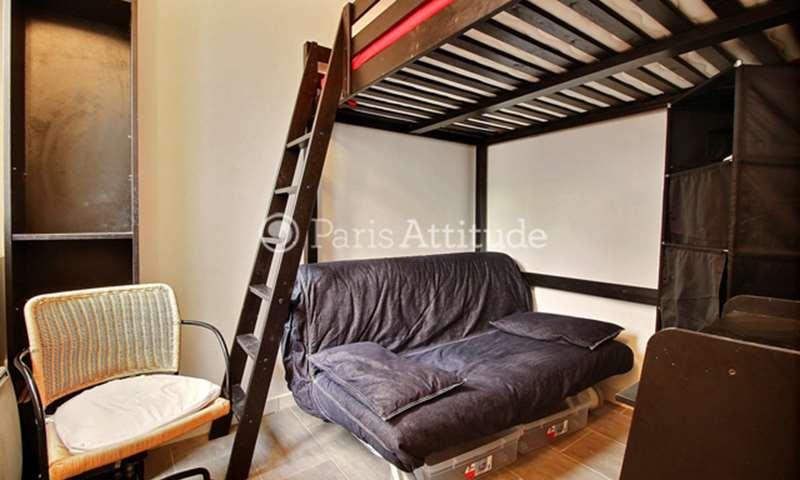 Rent Apartment Studio 15m² rue de Berulle, 94160 Saint Mandé