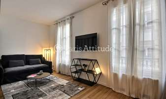 Rent Apartment 1 Bedroom 33m² rue Notre Dame de Nazareth, 3 Paris