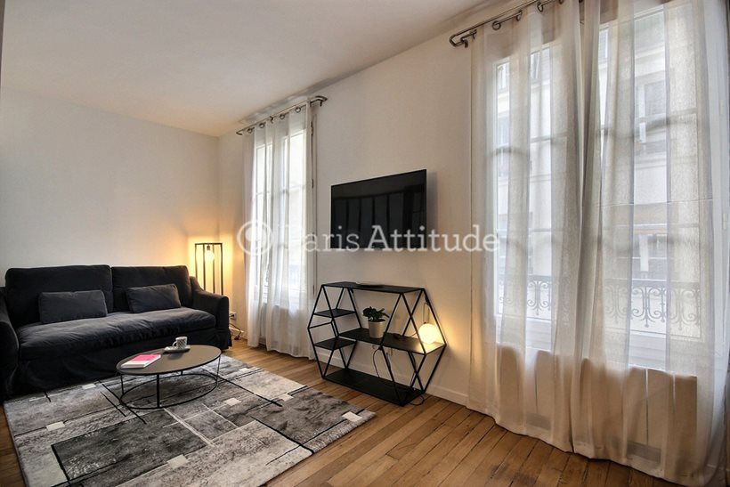 Aluguel Apartamento mobiliado 1 quarto 33m² rue Notre Dame de Nazareth, 75003 Paris