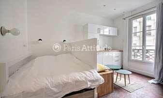 Rent Apartment Studio 18m² rue de Dunkerque, 9 Paris
